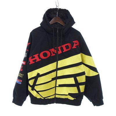 シュプリーム/SUPREME Honda Fox Racing Puffy Zip Up ホンダ ジャケット 買取参考金額 10,000~15,000円前後