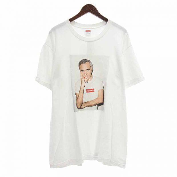 シュプリーム/SUPREME 16SS Morrissey Tee モリッシーフォトプリントTシャツ 買取参考金額 5,000~10,000円前後