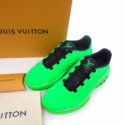 ルイヴィトン/LOUIS VUITTON 21AW ミレニアム ライン スニーカー 買取参考金額 60,000~70,000円前後