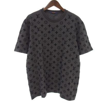 ルイヴィトン/LOUIS VUITTON 20SS フック アンド ループ モノグラム Tシャツ 買取参考金額 30,000~40,000円前後