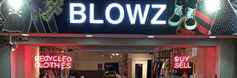BLOWZ(ブロウズ)渋谷店